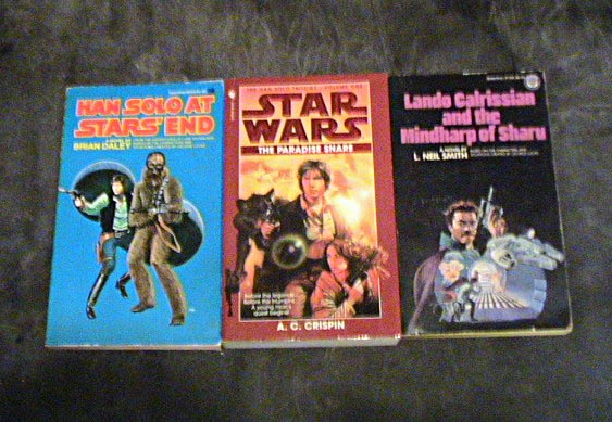 HAN SOLO: A LITERARY CHRONOLOGY