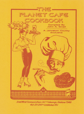 RECIPES FROM THE PLANET CAFE COOKBOOK